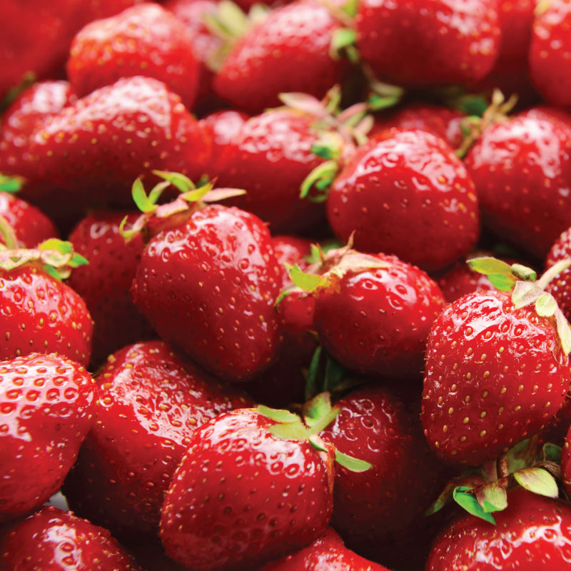好吃草莓原料